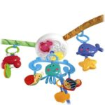 Fisher-Price Discover n Grow Deluxe Musical Mobile Gym