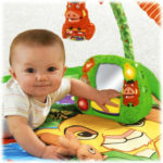 Fisher-Price Disney Baby Simba's King-Sized Play Gym