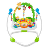 Прыгунки Африка fisher price DTL57