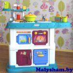 детская кухня фишер прайс