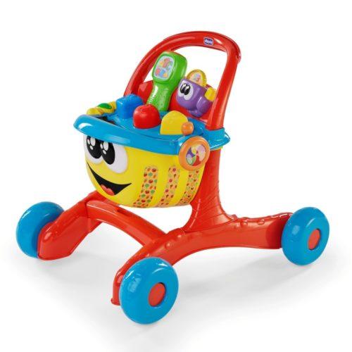 Ходилка Тележка для покупок chicco