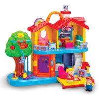 Занимательный дом kiddieland