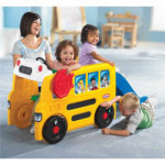 school bus little tikes