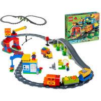 Большой поезд Lego Duplo 10508