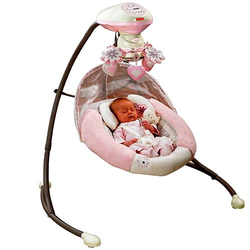 Рейтинг качелей для новорожденных
