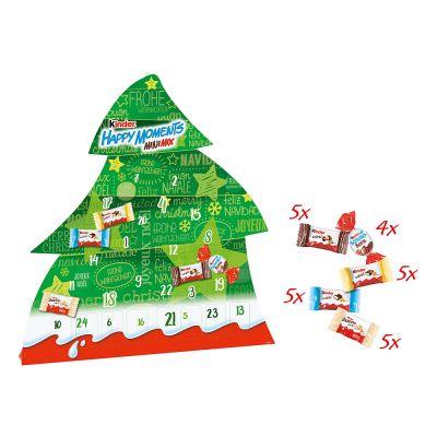 адвент календарь Kinder Happy Moments Mini Mix