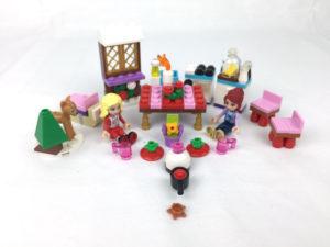 lego friends 41040 купить минск