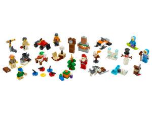 lego city 60235 адвент