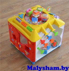 игрушки с кубиками напрокат