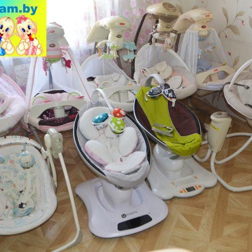 прокат качелей для новорожденных